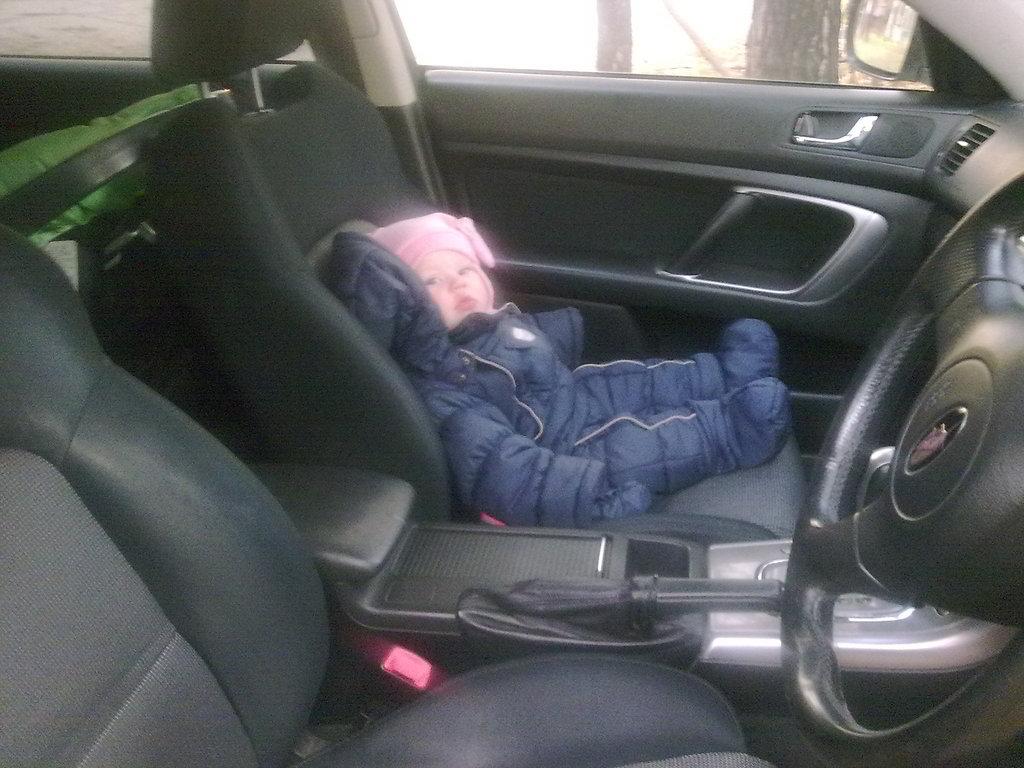 Самый главный пассажир :-)))