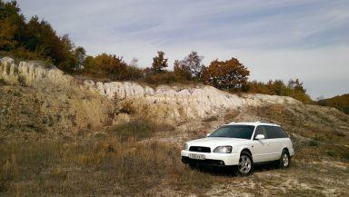 Subaru Legacy, 0