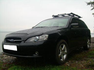 Subaru Legacy 2003 отзыв автора | Дата публикации 15.11.2013.