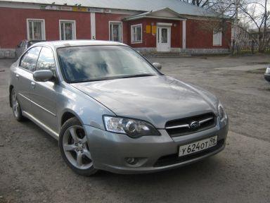 Subaru Legacy, 2005