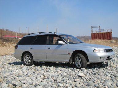 Subaru Legacy 1997 отзыв автора | Дата публикации 16.03.2014.
