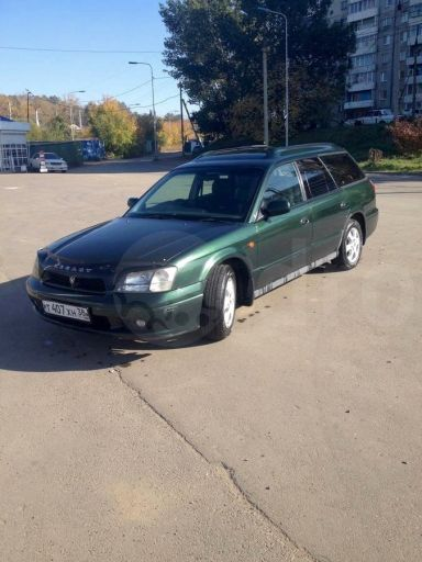 Subaru Legacy 2000 отзыв автора | Дата публикации 25.10.2014.
