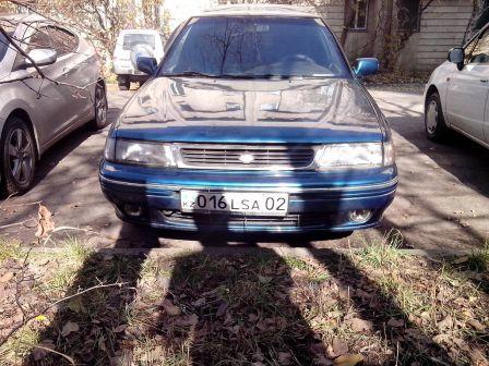 Subaru Legacy 1993 - отзыв владельца