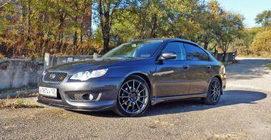 Subaru Legacy B4, 2007