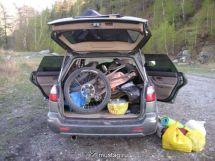 Subaru Legacy Lancaster, 2001