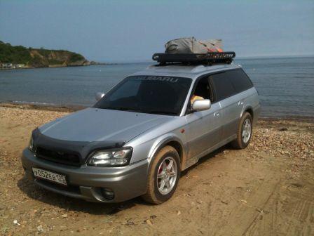 Subaru Legacy Lancaster 2002 - отзыв владельца