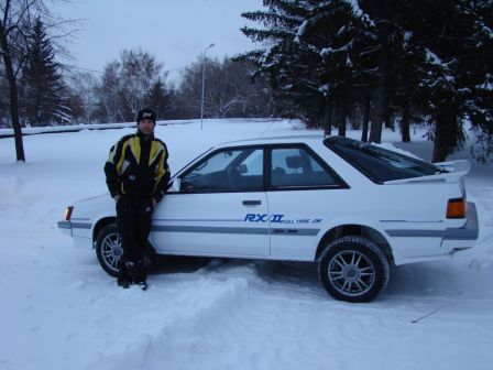 Subaru Leone 1986 - отзыв владельца