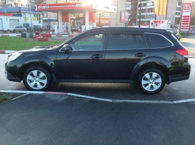 Subaru Outback, 2011
