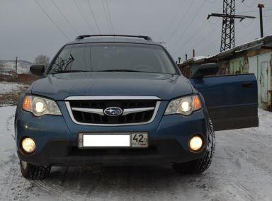 Subaru Outback 2007 отзыв автора   Дата публикации 01.01.2014.