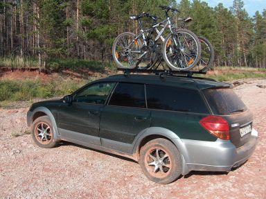 Subaru Outback, 2004
