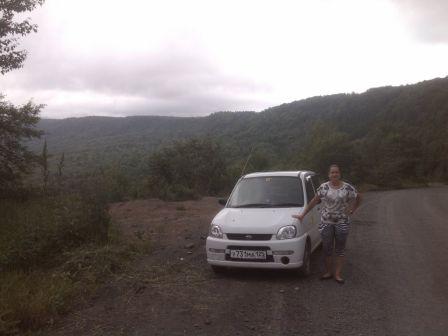 Subaru Pleo 2009 - отзыв владельца