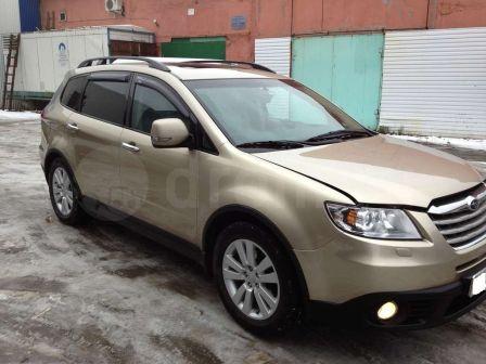 Subaru Tribeca 2008 - отзыв владельца