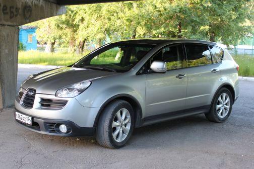 Subaru Tribeca 2006 - отзыв владельца