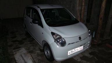 Suzuki Alto 2009 отзыв автора | Дата публикации 03.12.2014.