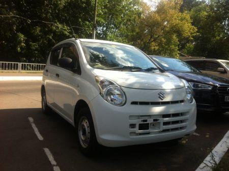 Suzuki Alto 2010 - отзыв владельца
