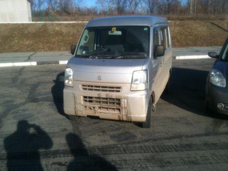 Suzuki Every 2009 - отзыв владельца
