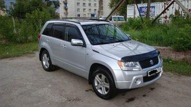 Suzuki Grand Vitara 2005 отзыв автора | Дата публикации 14.04.2014.