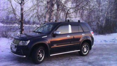 Suzuki Grand Vitara 2010 отзыв автора | Дата публикации 08.02.2015.