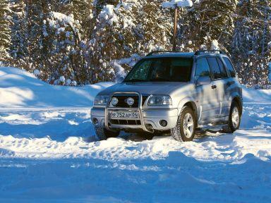 Suzuki Grand Vitara 2004 отзыв автора | Дата публикации 17.02.2015.
