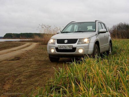 Suzuki Grand Vitara 2011 - отзыв владельца