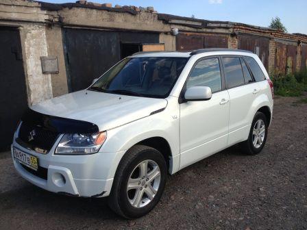 Suzuki Grand Vitara 2006 - отзыв владельца