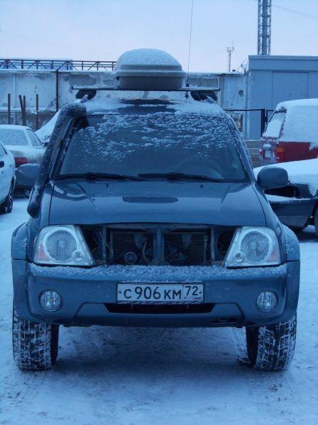 Suzuki Grand Vitara XL-7 2006 - отзыв владельца