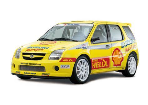 Suzuki Ignis 2006 - отзыв владельца