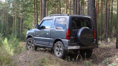 Suzuki Jimny 2006 отзыв автора | Дата публикации 18.09.2013.