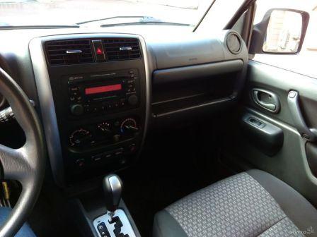 Suzuki Jimny 2012 - отзыв владельца