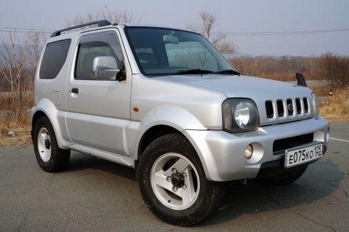 Suzuki Jimny Wide 1998 - отзыв владельца