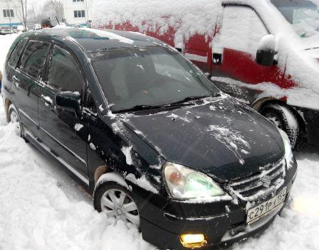 Suzuki Liana 2004 - отзыв владельца