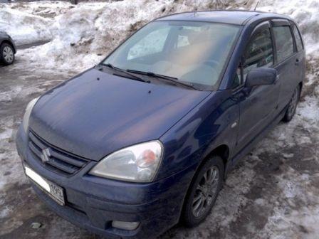 Suzuki Liana 2006 - отзыв владельца