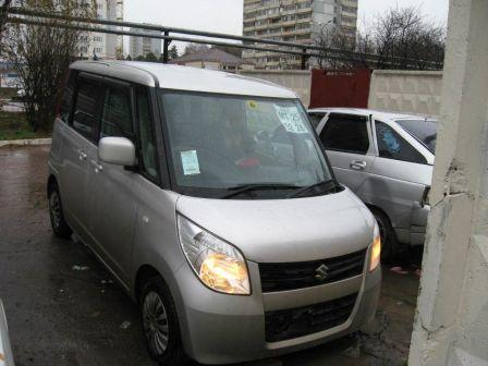 Suzuki Palette 2008 - отзыв владельца