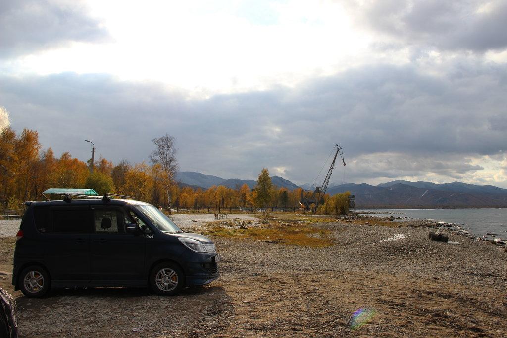 берег Байкала