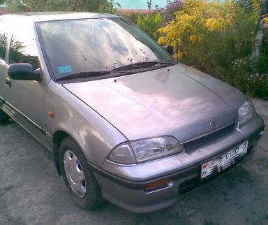 Suzuki Swift, 1994