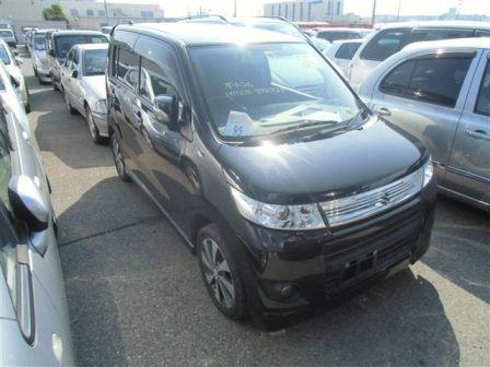 Suzuki Wagon R 2011 - отзыв владельца