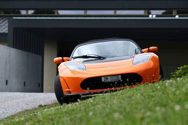 Tesla Roadster 2011 отзыв автора | Дата публикации 15.07.2014.