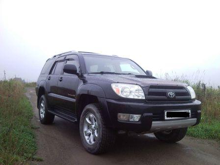 Toyota 4Runner 2005 - отзыв владельца
