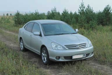Toyota Allion 2001 отзыв автора | Дата публикации 01.05.2014.