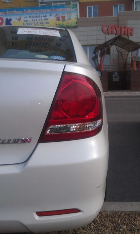 Toyota Allion 2006 - отзыв владельца