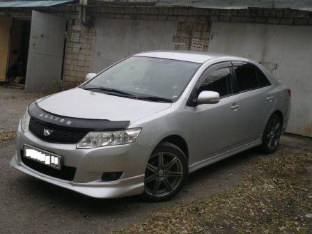 Toyota Allion 2007 - отзыв владельца