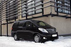 Toyota Alphard 2012 отзыв автора | Дата публикации 13.03.2014.