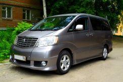 Toyota Alphard 2004 отзыв автора | Дата публикации 24.06.2014.