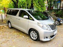 Toyota Alphard 2012 отзыв автора | Дата публикации 20.10.2014.