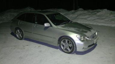 Toyota Altezza, 0