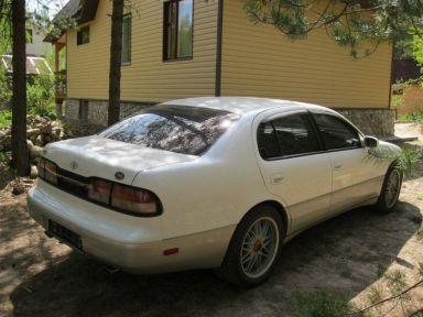 Toyota Aristo, 1996