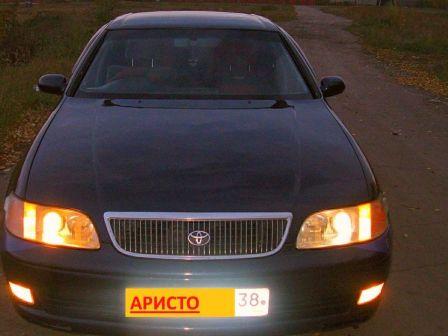 Toyota Aristo 1996 - отзыв владельца