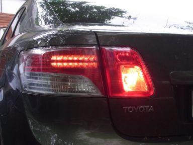 Toyota Avensis, 2009