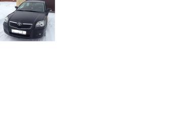 Toyota Avensis, 2008