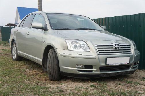 Toyota Avensis 2005 - отзыв владельца